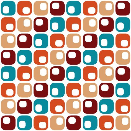 Timeless geometric design. Colorful abstract seamless pattern for textile, wallpaper, wrapping paper, prints, surface design, web background or another accent etc.