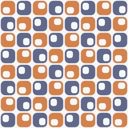 Timeless geometric seamless pattern design. 向量圖像