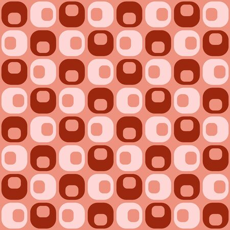 Timeless geometric design. Colorful abstract seamless pattern for textile, wallpaper, wrapping paper, prints, surface design, web background or another accent etc. Vektoros illusztráció