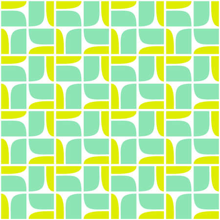 Simple flat seamless pattern will attract attention and transform any surface. Suitable for web, ads, textile, printed goods and for any design project. 矢量图像