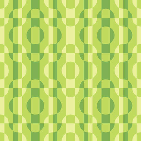 Striped flat geometric pattern for web, ads, textile, printed goods and for any projects. Color gradient will attract attention and transform any surface. Banque d'images - 154634777