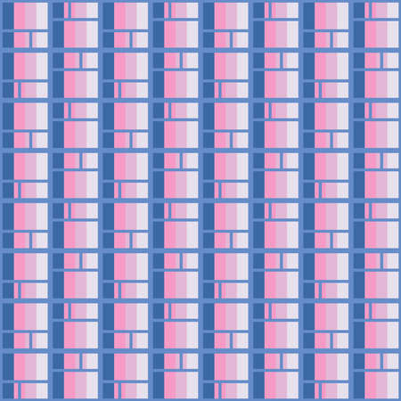 Striped flat pattern for web, ads, textile, printed goods and for any design projects. The color gradient will make any surface attractive and transform it. Vektoros illusztráció