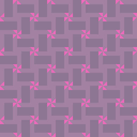 Clear shapes and colors will transform any surface and make it attractive. Seamless pattern for the web, advertising, textiles, printing products, and any design projects. Banque d'images - 158771384