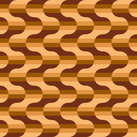 Abstract pattern for web, advertising, textiles, printing products, and any design projects. Clear geometric shapes will decorate any surface and make it attractive. Banque d'images - 158978431