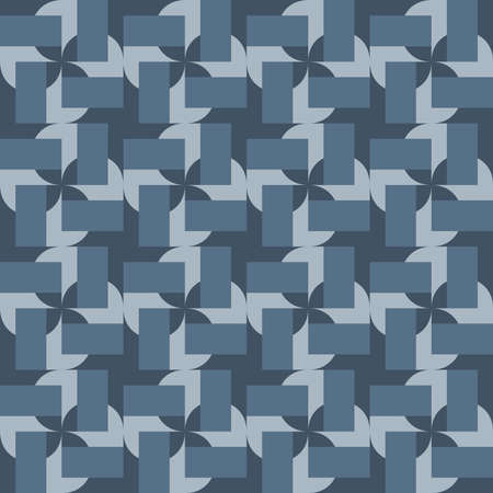 Abstract pattern for web, advertising, textiles, printing products, and any design projects. Clear geometric shapes will decorate any surface and make it attractive. Banque d'images - 158978436