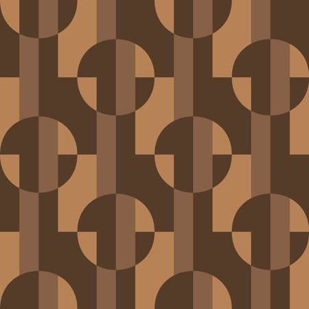 Abstract pattern for web, advertising, textiles, printing products, and any design projects. Clear geometric shapes will decorate any surface and make it attractive. Banque d'images - 158978444