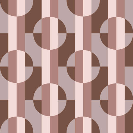 Abstract pattern for web, advertising, textiles, printing products, and any design projects. Clear geometric shapes will decorate any surface and make it attractive. Banque d'images - 158978451