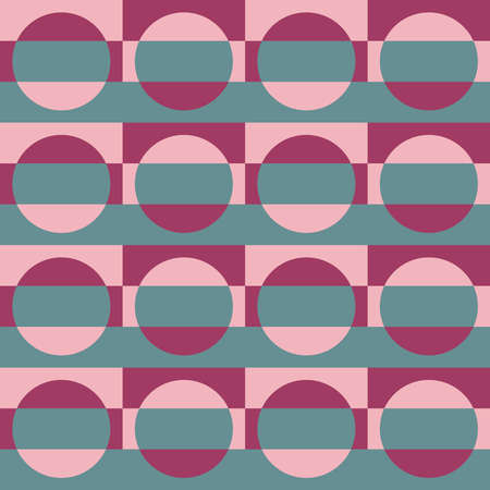 Abstract pattern for web, advertising, textiles, printing products, and any design projects. Clear geometric shapes will decorate any surface and make it attractive. Banque d'images - 158978456