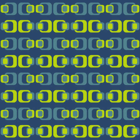 Simple seamless pattern for web, advertising, textiles, prints and any design projects. Abstract retro shapes.