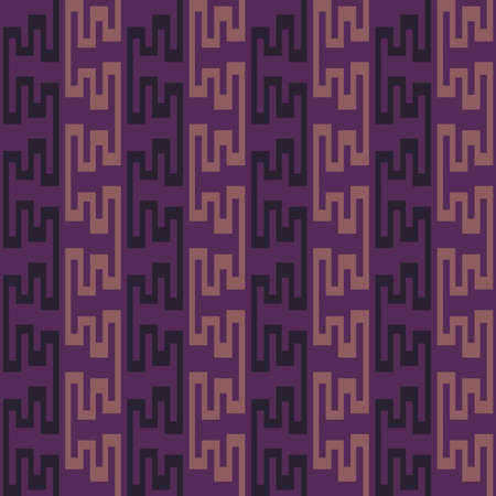 Simple abstract seamless pattern for web, advertising, textiles, prints and any design projects. Geometric shapes will decorate any surface or thing and make it attractive.