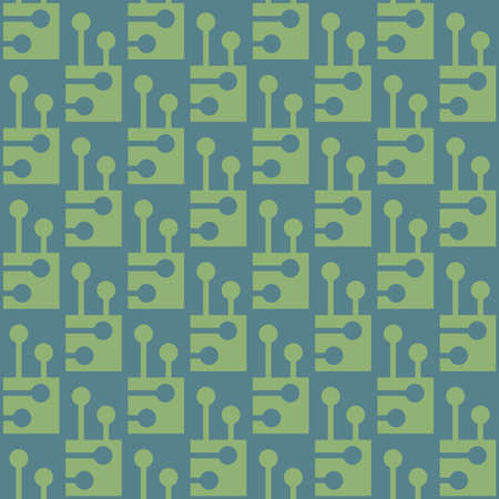 Simple dotted seamless pattern for web, advertising, textiles, prints and any design projects. Geometric shapes will decorate any surface or thing and make it attractive.