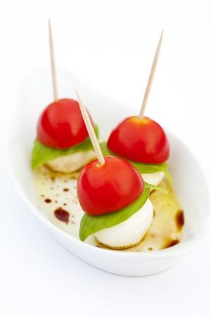 Appetizer finger food