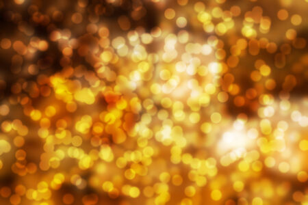 Abstract bokeh background, christmas decoration out of focus