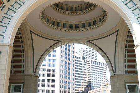 passageway: Building Passageway Dome