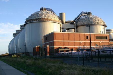 septic: Waste Treatment Facility Tanks