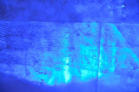 blight: blight lighted ice wall