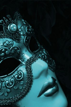 gras: Venetian Mask