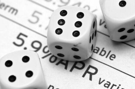variable rate: Financial Gamble