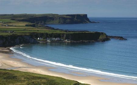 North Antrim Coast, Ireland Stock Photo - 266961