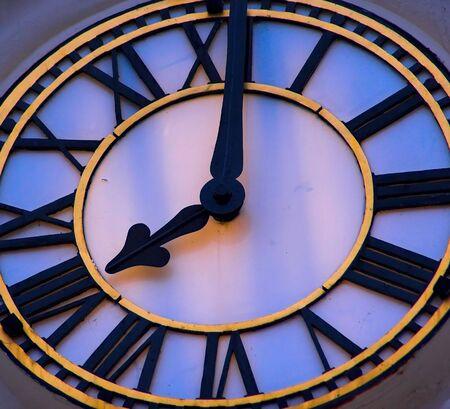 timescale: Clock