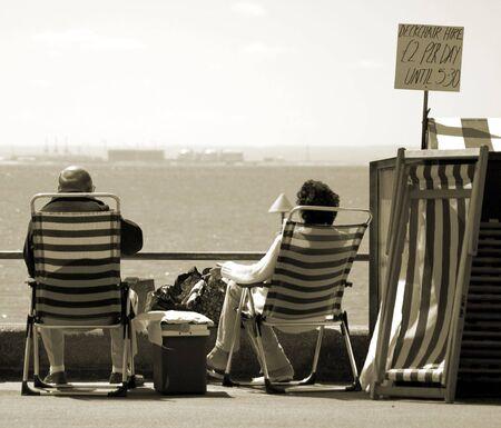 Seaside Couple photo
