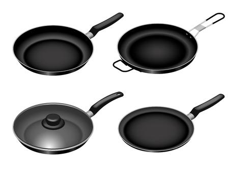 Set di icone giorno chef piastra. Insieme isometrico delle icone di vettore di giorno del cuoco unico della piastra per il web design isolato su priorità bassa bianca