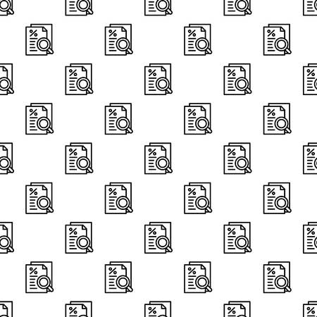 Procent paper pattern seamless repeat background for any web design