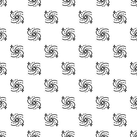 Galaxy pattern seamless repeat background for any web design