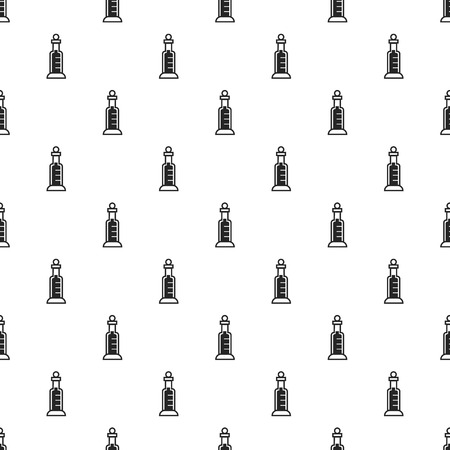 Test medicine glass pattern seamless repeat background for any web design