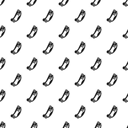 Climb mountain tool pattern seamless vector repeat for any web design Ilustração