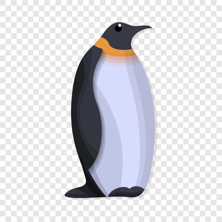 Penguin icon. Cartoon of penguin vector icon for web design Stock Illustratie