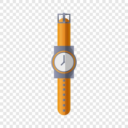 Camp watch icon. Cartoon of camp watch icon for web design