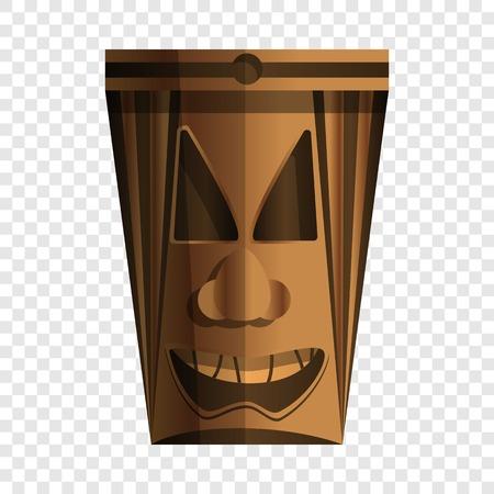 Magic idol icon. Cartoon of magic idol vector icon for web design for web design Illustration