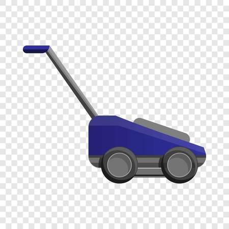 House grass cutter icon. Cartoon of house grass cutter vector icon for web design for web design 일러스트