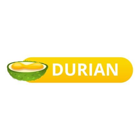 Fresh durian icon