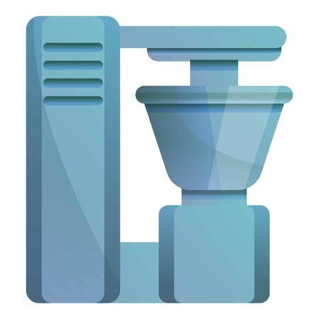Modern bakery equipment icon. Cartoon of modern bakery equipment icon for web design isolated on white background Standard-Bild