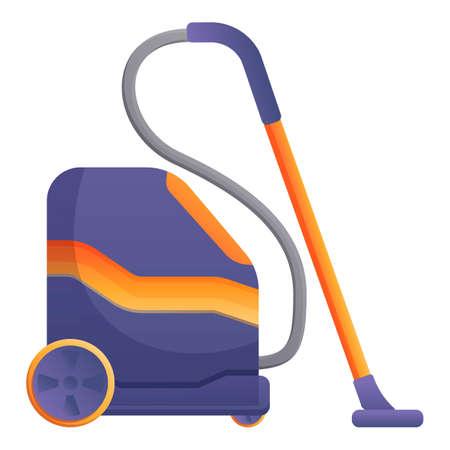 Steam cleaner equipment icon. Cartoon of steam cleaner equipment vector icon for web design isolated on white background