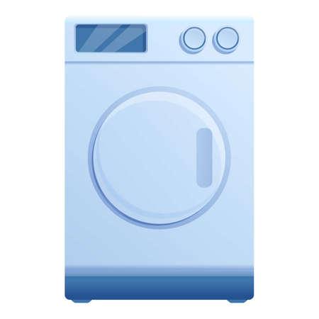 Hygiene tumble dryer icon. Cartoon of hygiene tumble dryer vector icon for web design isolated on white background Vektorové ilustrace