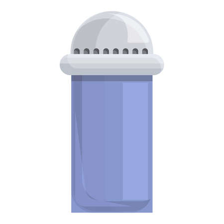 Water purification cylinder icon. Cartoon of Water purification cylinder vector icon for web design isolated on white background