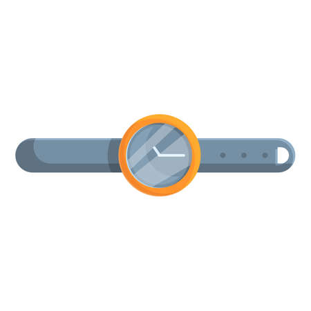 Hiking handwatch icon. Cartoon of Hiking handwatch vector icon for web design isolated on white background Ilustração