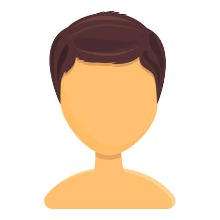 Classic haircut icon. Cartoon of Classic haircut vector icon for web design isolated on white background
