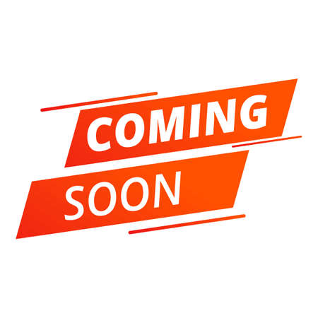 Coming soon sample icon. Cartoon of Coming soon sample vector icon for web design isolated on white background