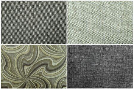 fabric textures: Textures upholstery fabrics Stock Photo