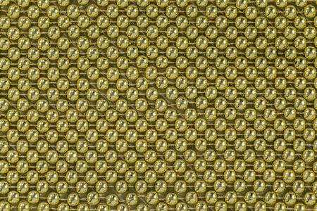 beads: gold beads