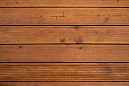 Natural wooden background of textured board floor Foto de archivo
