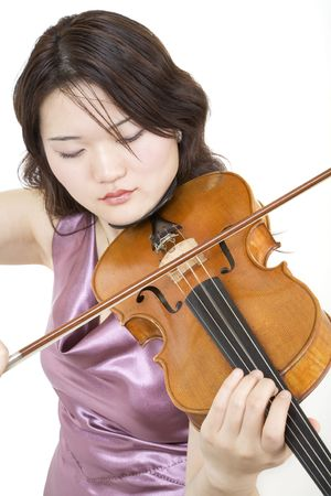 vibran: Violinista 6, jugando con gusto