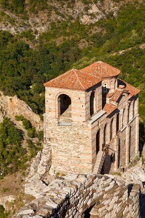 The Saint Mary church at Asen