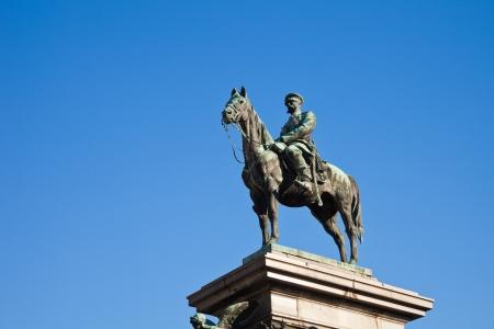 alexander: Statue of Tsar Alexander II of Russia in Sofia, Bulgaria.