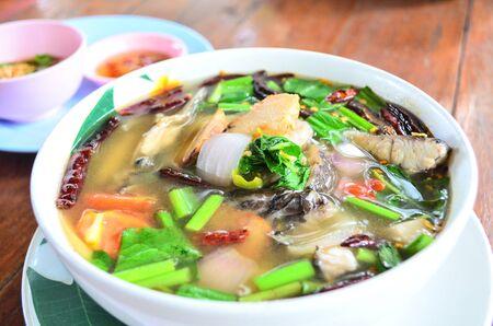 thai food: Thai Food spicy soup