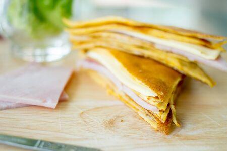 ham cheese: jam�n queso 3
